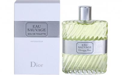 Apa de Toaleta Christian Dior Eau Sauvag