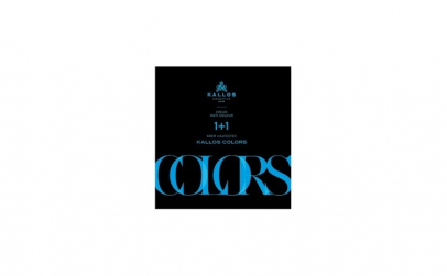 Kallos Colors paleta de culori