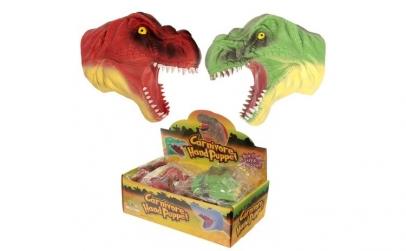 Marioneta cuciucata dinozaur