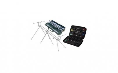 Set 4 senzori cu statie si 4 swingere