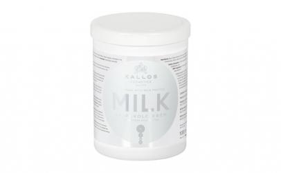 Kallos KJMN milk, mască de păr cu