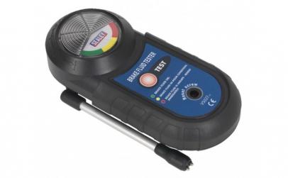 Tester lichid frana cu LED uri