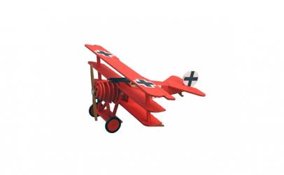 Avion Fokker DR.I Red Baron - colecția