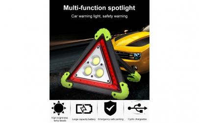 Lampa multifunctie - led+COB
