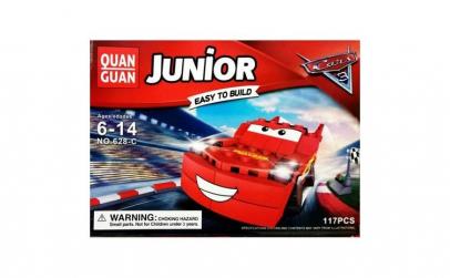 Joc constructii Cars 3