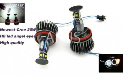 Led marker Angel Eyes model H8 20W