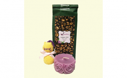 Set Cardamom Coffee, 100 g