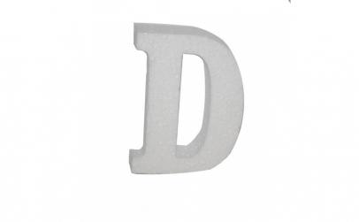 Litera D Polistiren