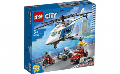 LEGO CITY URMARIRE CU ELICOPTERUL