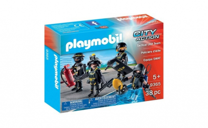 Set Playmobil City Action Tactical