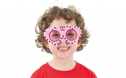 Ochelari din neopren Inimioare - Baker