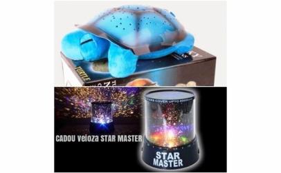 Broscuta proiector + cadou Star Master