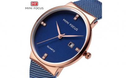 Ceas unisex mini focus supreme blue