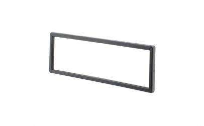 Rama casetofon, negru, 182x53mm -