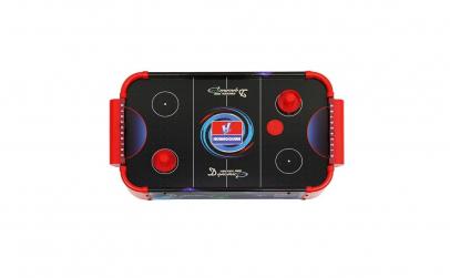 Masa Joc Mini Air Hockey, 56 X 31 X 14cm