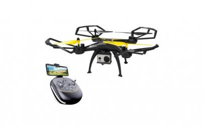 Drona GoPro 7S, model cu camera 720P