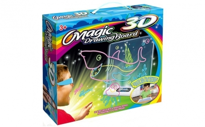 Tabla pentru desen 3D