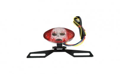 Lampa spate moto-functii multiple