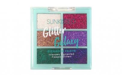 Paleta glittere SUNKISSED Glitter