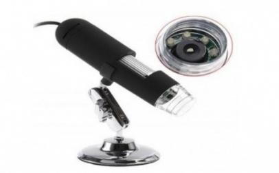 Microscop electronic digital foto/video