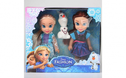 Set Papusi Ana, Elsa si Olaf