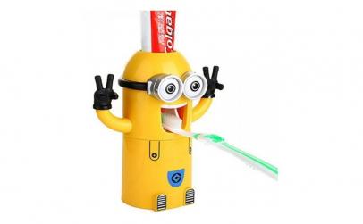 Dozator pasta de dinti si suport periute