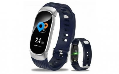 Bratara Techstar® Fitness B11 Albastru