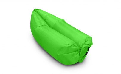 Saltea / sezlong gonflabil verde