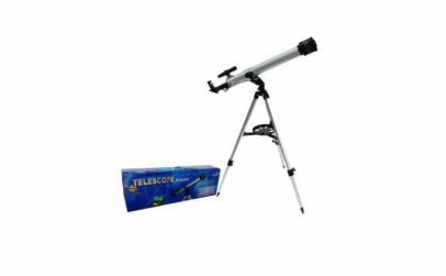 Telescop astronomic cu trepied