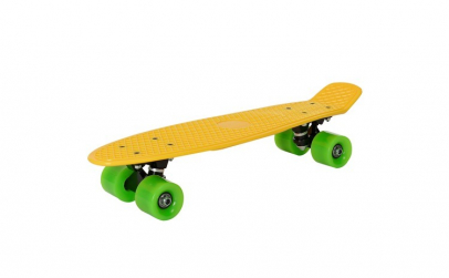 [pro.tec]® Mini retro Skateboard Penny