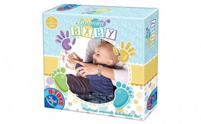 Baby Spumini Hand Print