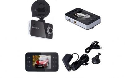 Camera Auto HD Blackbox K-6200, 1080p,