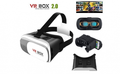 Ochelari realitate virtuala 3D VR CASE