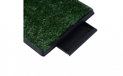 Toaleta pentru caini iarba artificiala