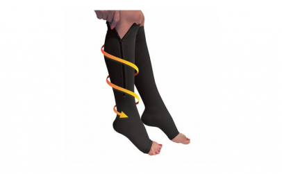Ciorapi Compresivi Cu Fermoar