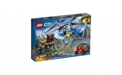 LEGO City Arest pe munte 60173 EVO