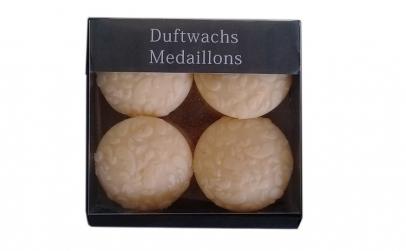 Set de 8 medalioane de ceara parfumata