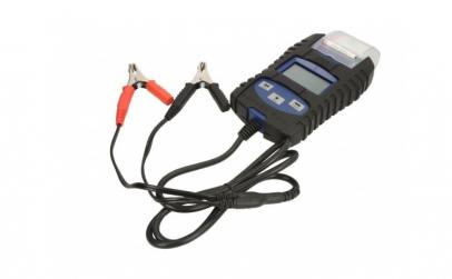 Tester profesionist pentru baterii si