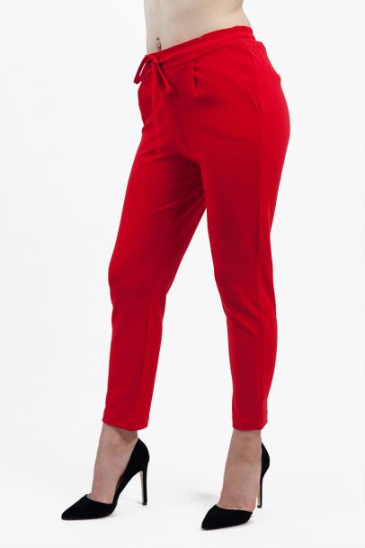 Pantaloni Dama Rosii Roberta 36