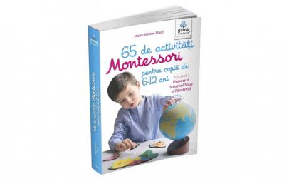 65 de activitati Montessori pentru