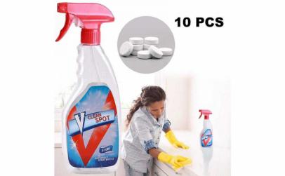Spray pulverizator de curatare