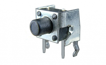 Push buton 6x6mm, inaltime 4,3mm -