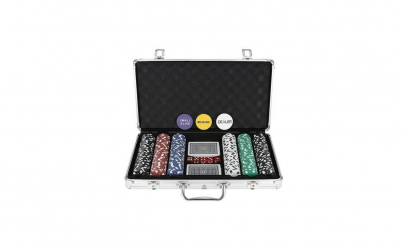 Trusa De Poker 300 Jetoane