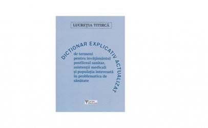 Dictionar explicativ actualizat de