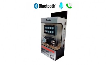 Modulator FM Bluetooth