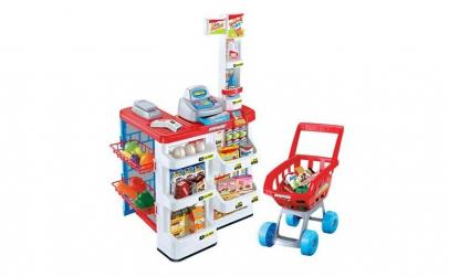 Set de joaca supermarket 82 cm