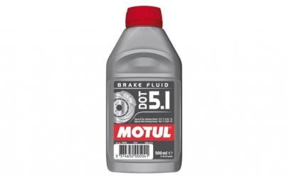 Lichid frana moto DOT5.1 500ml  Motul
