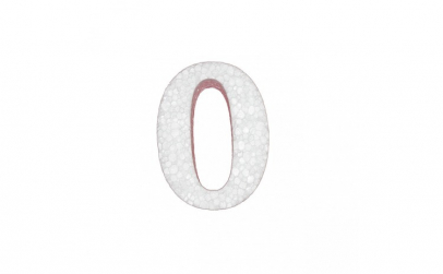 Litera O Polistiren 10 cm