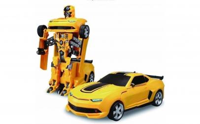 Robot masinuta transformers