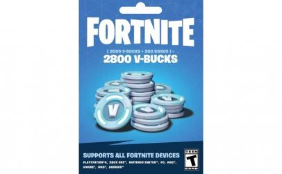 Joc Fortnite Epic Games Key 2800 V Bucks